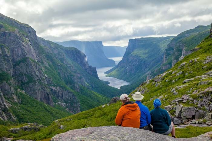 McNally Travel | Western Brook Pond Fjord, Gros Morne National Park | Things to do in Newfoundland & Labrador