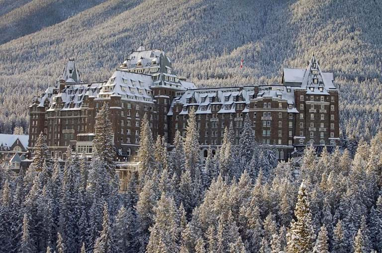 McNally Travel | Fairmont Banff Springs Hotel, Castle in the Rockies