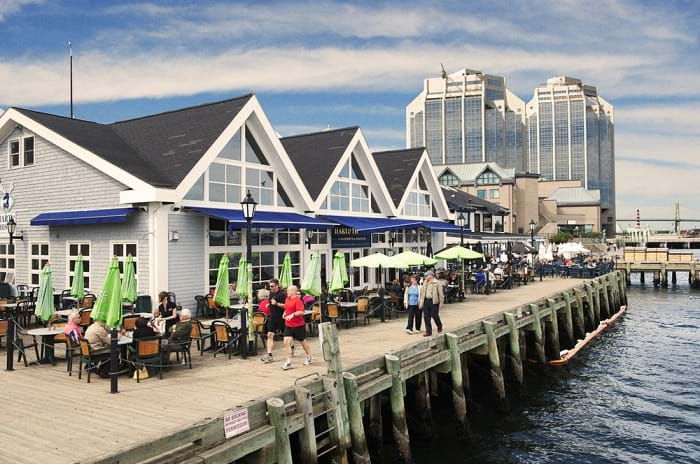 McNally Travel | Visit Halifax | Halifax Boardwalk