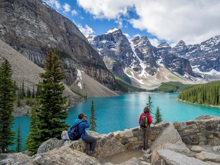 McNally Travel | Canadian Road Trip, Moraine Lake, Banff National Park
