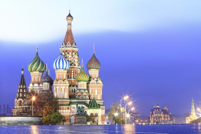 McNally Travel | Visit Russia